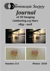 Jornal of Stereosopic Society Winter 2018